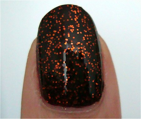 Natural Light Pumpkin Spice Sally Hansen Photo & Review