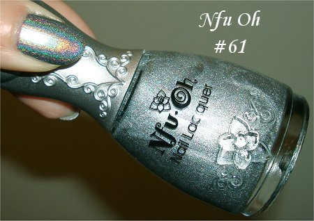 Nfu-Oh 61 Review & Swatch