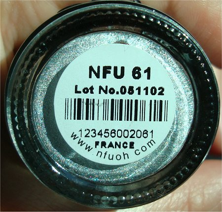 Nfu-Oh 61 Review & Swatches
