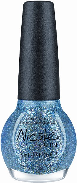 Nicole by OPI Snow-man of My Dreams from 2011 Holiday Glitters Collection
