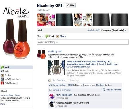 Nicole by OPI Swatch And Learn