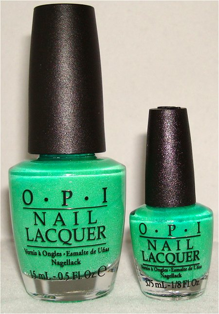 OPI Zom-Body to Love Pictures & Review Spookettes OPI