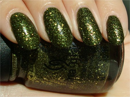 Sunlight China Glaze Its Alive Swatches & Review