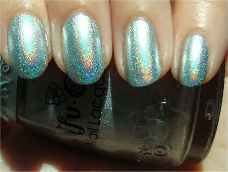 Sunlight Nfu Oh 61 Swatches & Review