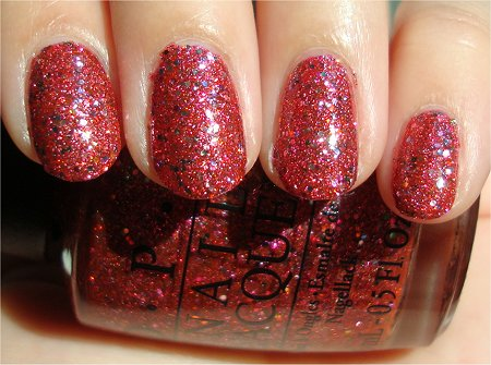 Sunlight OPI Excuse Moi Review & Swatch