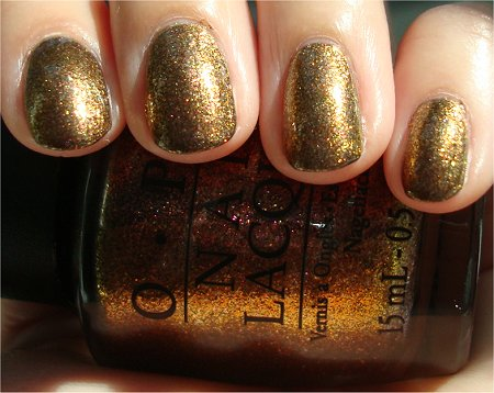 Sunlight OPI The Muppets Collection Swatches Warm & Fozzie Swatch & Review