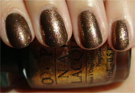 Sunlight OPI The Muppets Swatches & Review Warm & Fozzie