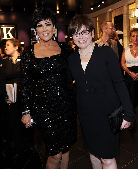 OPI Suzi with Kris Jenner