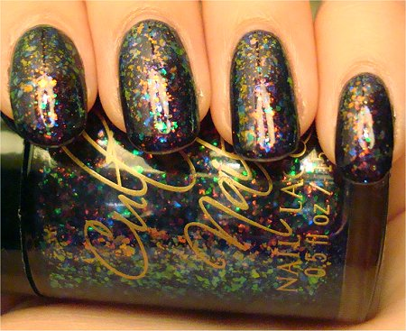Artificial Light Cult Nails Unicorn Puke Nail Polish Review & Swatch