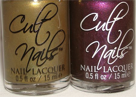 Cult Nails In a Trance & Cult Nails Enigmatic Haul & Pictures
