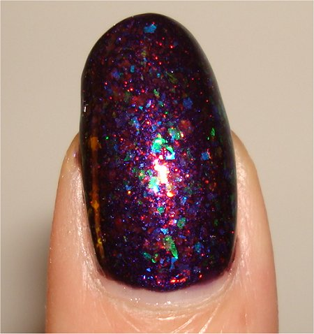 Flash Cult Nails Clairvoyant Super Powers Collection Swatches & Review