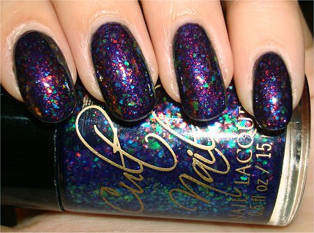 Flash Cult Nails Unicorn Puke Swatch & Review
