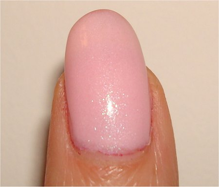 Flash Kardashian Kolors Nicole by OPI Kim-pletely in Love Review & Swatch