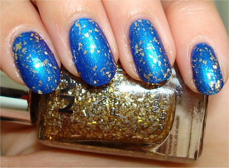 Flash NYX Gilded Glitter Swatch & Review