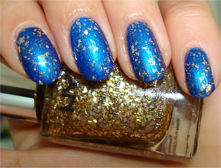 Flash NYX Girls Gilded Glitter Swatch, Review & Pics