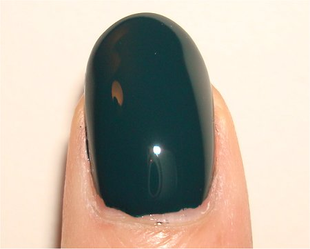 Flash Nicole by OPI Khloe Had a Little Lam-Lam Kardashian Kolors Collection 2011 Swatches & Review
