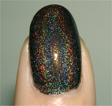 Flash OPI My Private Jet Swatch & Review