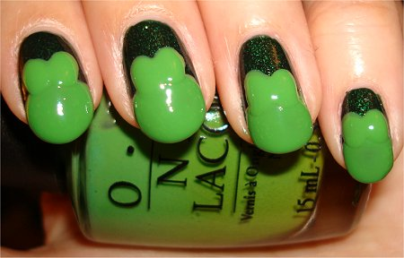Frog Nail Art Tutorial Step 4