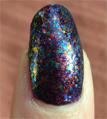 Natural Light Cult Nails Unicorn Puke Swatch & Review