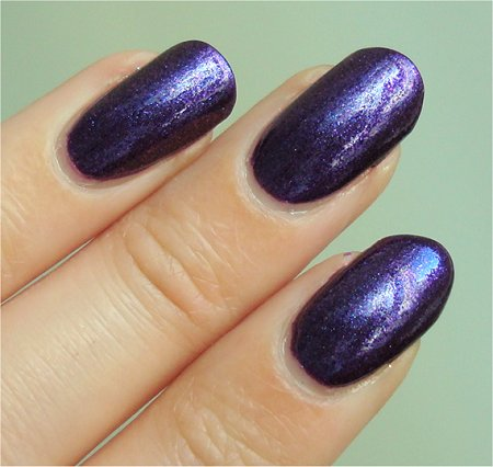 Natural Light Grape Set Match OPI Swatch & Review
