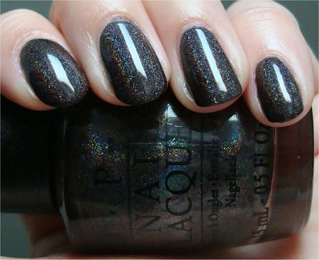 Natural Light My Private Jet Swatch OPI Swatches & Review