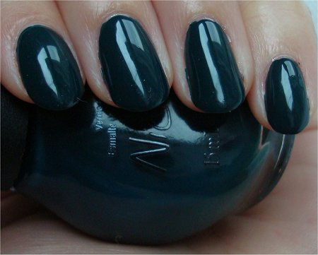 Natural Light Nicole by OPI Chloe Had a Little Lam Lam Swatch & Review