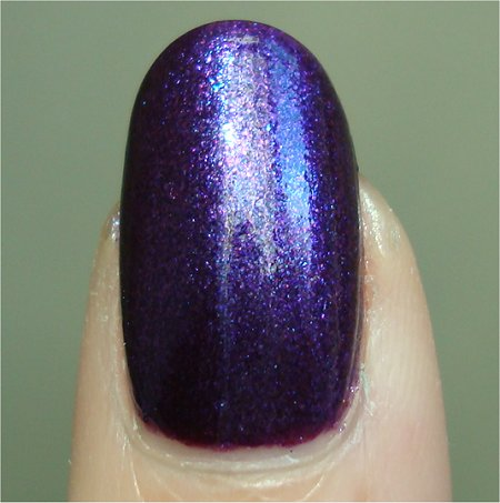 Natural Light OPI Grape Set Match Review & Swatch