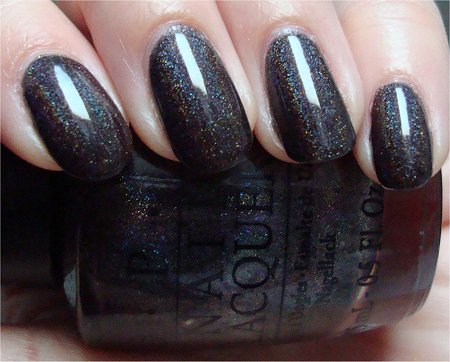Natural Light OPI My Private Jet Swatch & Review