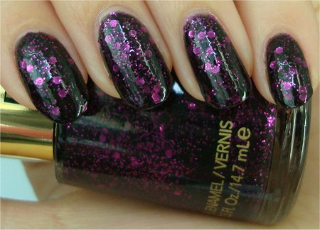 Natural Light Revlon Facets of Fuchsia Pictures, Swatch & Review