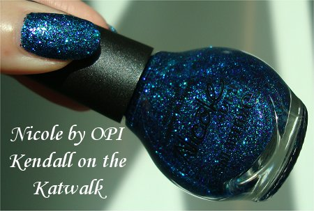 Nicole by OPI Kendall on the Katwalk Bottle Picture