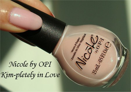 Nicole by OPI Kim-pletely in Love Bottle Picture