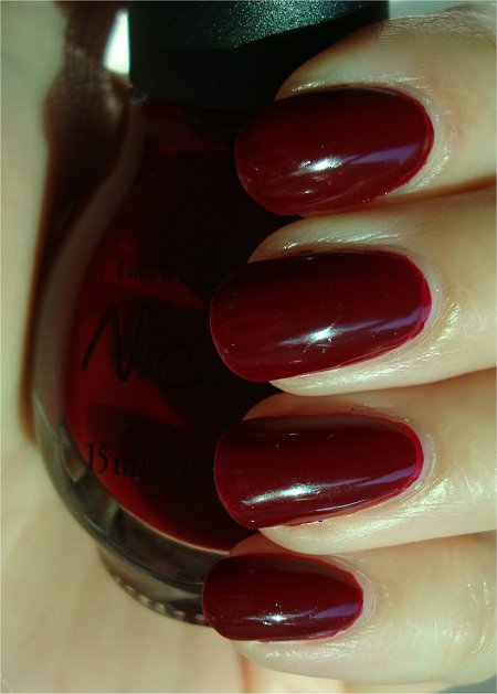Nicole by OPI Sealed with a Kris Swatches & Review
