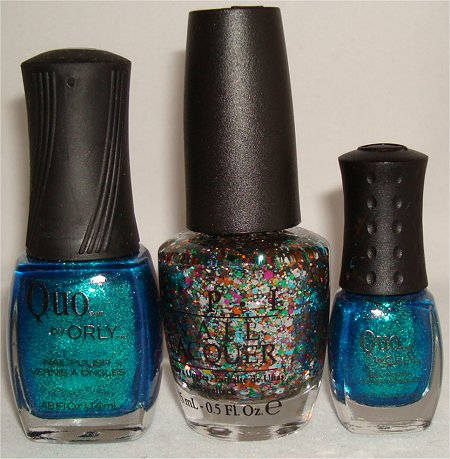 Quo by Orly Mini Nail Polish