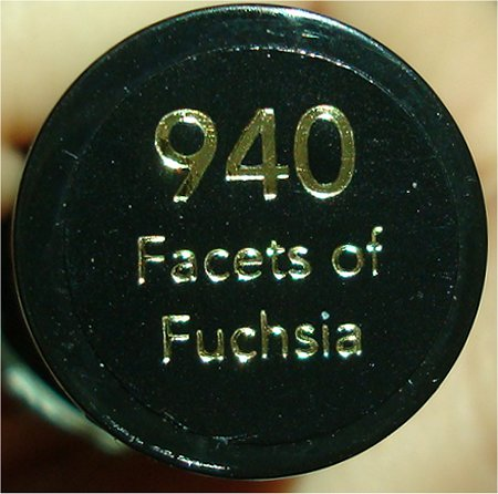 Revlon Facets of Fuchsia 940 Pictures & Review