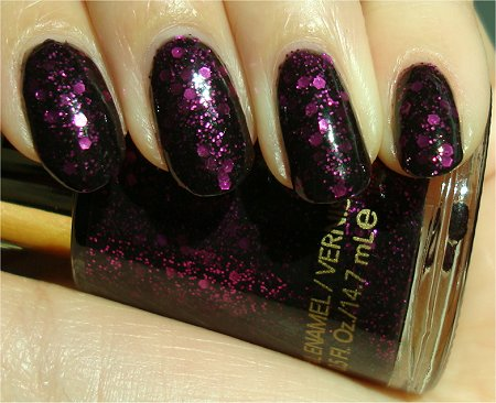 Sunlight Facets of Fuchsia Revlon Swatches & Review