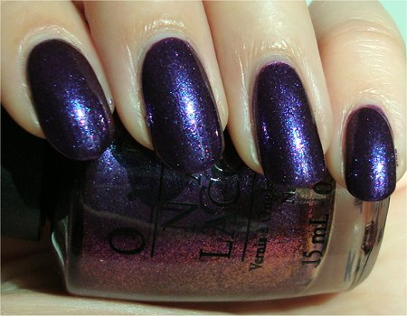 Sunlight Grape Set Match OPI Swatch, Review &amp; Pics
