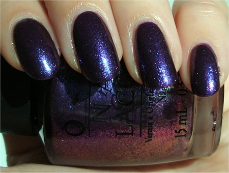 Sunlight Grape Set Match OPI Swatches, Review & Pictures