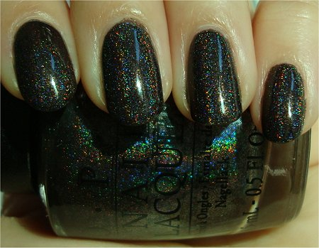 Sunlight My Private Jet OPI Swatch & Review