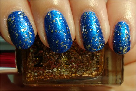 Sunlight NYX Girls Gilded Glitter Swatch, Review & Pictures
