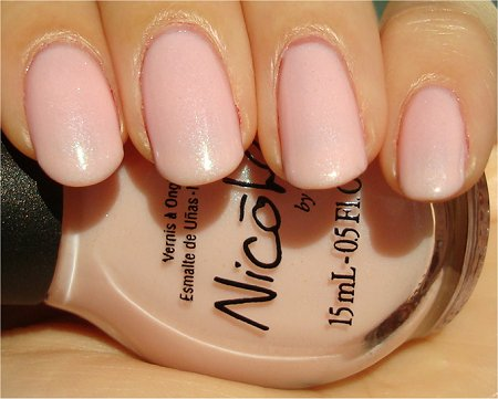 Sunlight Nicole by OPI Kim-pletely in Love Review & Swatches