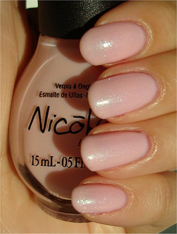 Sunlight Nicole by OPI Kim-pletely in Love Swatches & Review