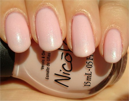 Sunlight Nicole by OPI Kimpletely in Love Swatch & Review
