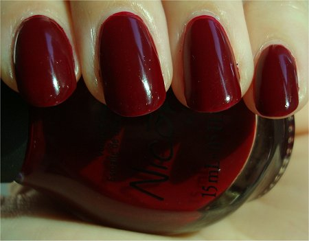 Sunlight Nicole by OPI Sealed with a Kris Review & Swatch