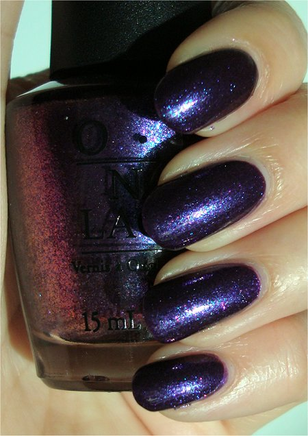 Sunlight OPI Grape Set Match Swatches & Review