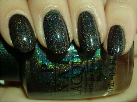 Sunlight OPI My Private Jet Swatch & Review