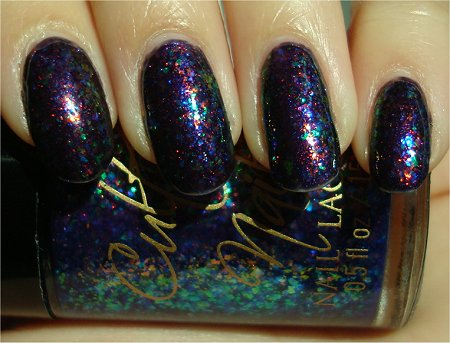 Sunlight Unicorn Vomit Cult Nails Nail Polish Review & Swatch