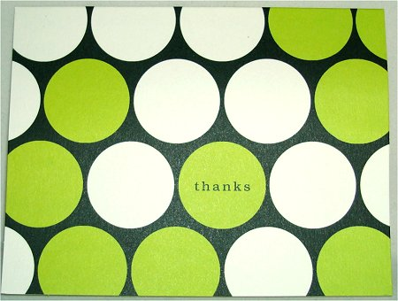Topbox November 2011 Review Greeting Card Picture