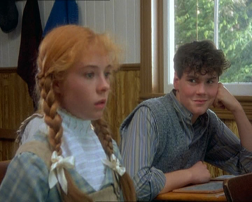 Anne of Green Gables Anne Shirley & Gilbert Blythe Redhead