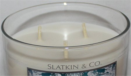 B&BW Slatkin & Co. Winter Candle Review & Photos