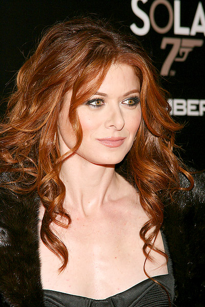 Debra Messing Redheads Have More Fun